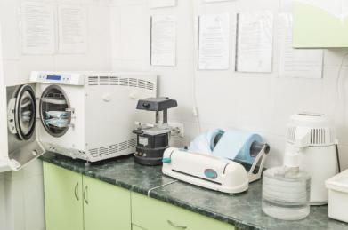 фото оборудования для стерилизации инструментов