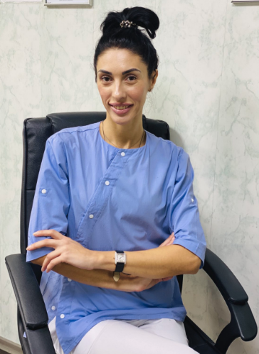 Garashchenko Marina Alexandrovna